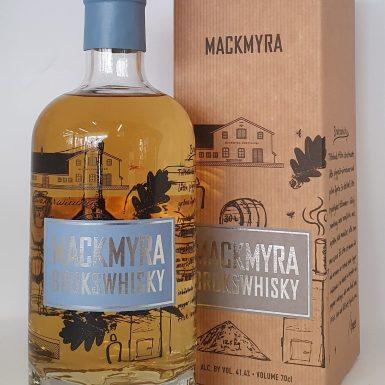 MACKMYRA Brukswhisky 41.4% abv 70cl