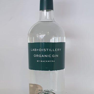 MACKMYRA LAB+Distillery Organic Gin 40% abv